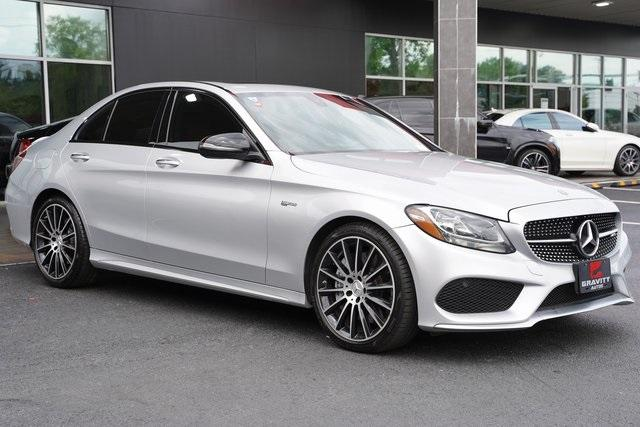 Used 2018 Mercedes-Benz C-Class C 43 AMG for sale $44,991 at Gravity Autos Roswell in Roswell GA 30076 7