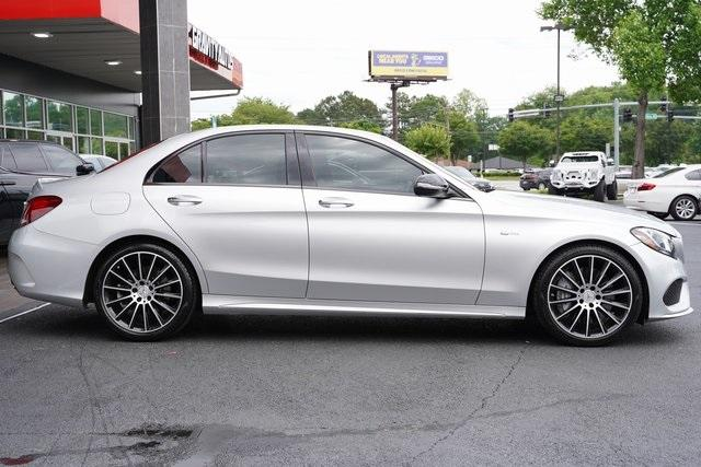 Used 2018 Mercedes-Benz C-Class C 43 AMG for sale $44,991 at Gravity Autos Roswell in Roswell GA 30076 8