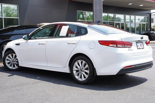 Used 2017 Kia Optima EX for sale Sold at Gravity Autos Roswell in Roswell GA 30076 11