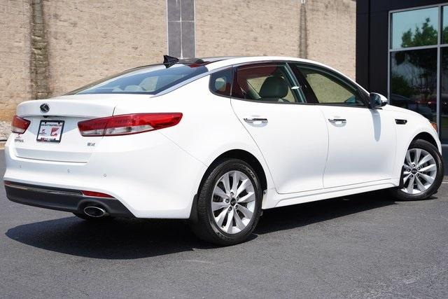 Used 2017 Kia Optima EX for sale Sold at Gravity Autos Roswell in Roswell GA 30076 13