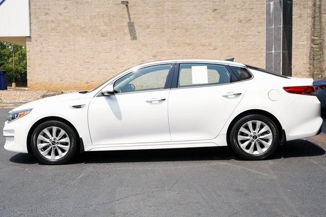 Used 2017 Kia Optima EX for sale Sold at Gravity Autos Roswell in Roswell GA 30076 4