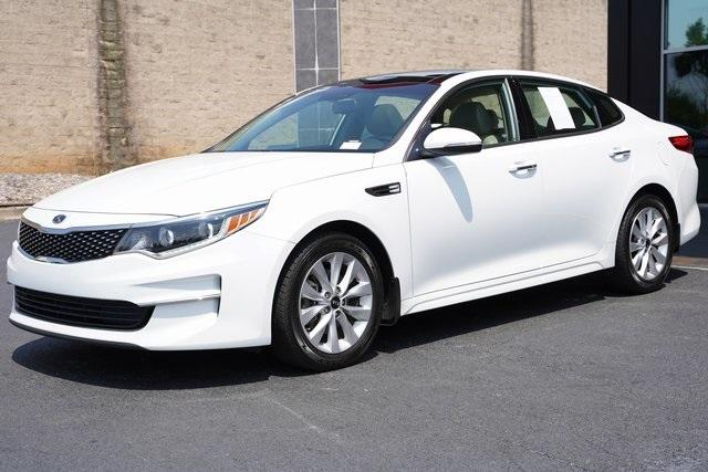 Used 2017 Kia Optima EX for sale Sold at Gravity Autos Roswell in Roswell GA 30076 5