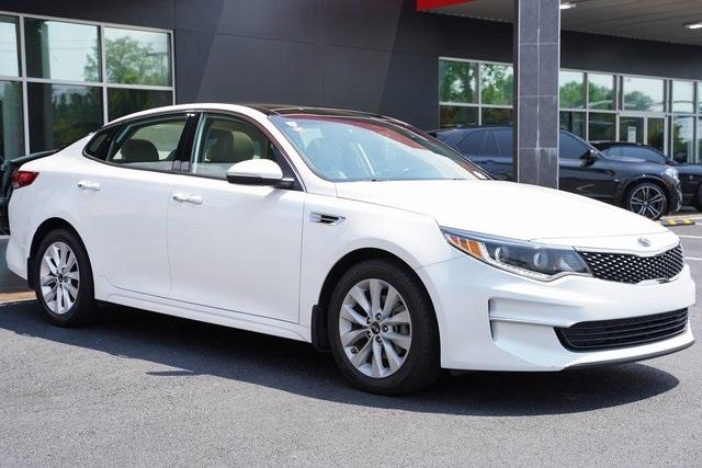 Used 2017 Kia Optima EX for sale Sold at Gravity Autos Roswell in Roswell GA 30076 7