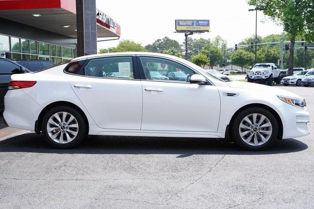 Used 2017 Kia Optima EX for sale Sold at Gravity Autos Roswell in Roswell GA 30076 8