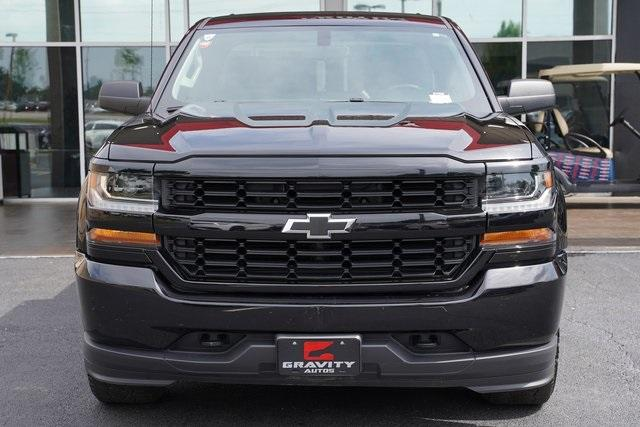 Used 2017 Chevrolet Silverado 1500 Custom for sale $33,991 at Gravity Autos Roswell in Roswell GA 30076 6