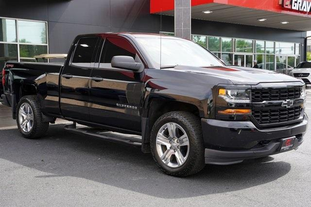 Used 2017 Chevrolet Silverado 1500 Custom for sale $33,991 at Gravity Autos Roswell in Roswell GA 30076 7