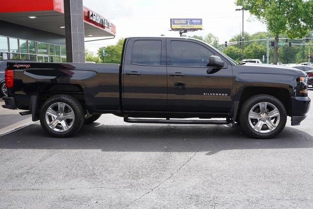 Used 2017 Chevrolet Silverado 1500 Custom for sale $33,991 at Gravity Autos Roswell in Roswell GA 30076 8