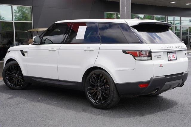 Used 2016 Land Rover Range Rover Sport 3.0L V6 Supercharged SE for sale $43,991 at Gravity Autos Roswell in Roswell GA 30076 12