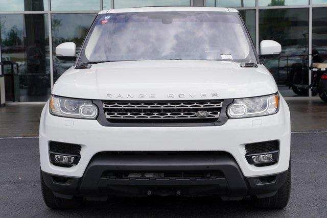 Used 2016 Land Rover Range Rover Sport 3.0L V6 Supercharged SE for sale $43,991 at Gravity Autos Roswell in Roswell GA 30076 6