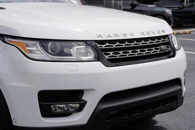 Used 2016 Land Rover Range Rover Sport 3.0L V6 Supercharged SE for sale $43,991 at Gravity Autos Roswell in Roswell GA 30076 9