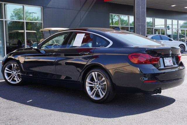 Used 2019 BMW 4 Series 430i Gran Coupe for sale $33,491 at Gravity Autos Roswell in Roswell GA 30076 11