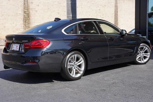 Used 2019 BMW 4 Series 430i Gran Coupe for sale $33,491 at Gravity Autos Roswell in Roswell GA 30076 13