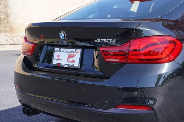 Used 2019 BMW 4 Series 430i Gran Coupe for sale $33,491 at Gravity Autos Roswell in Roswell GA 30076 14