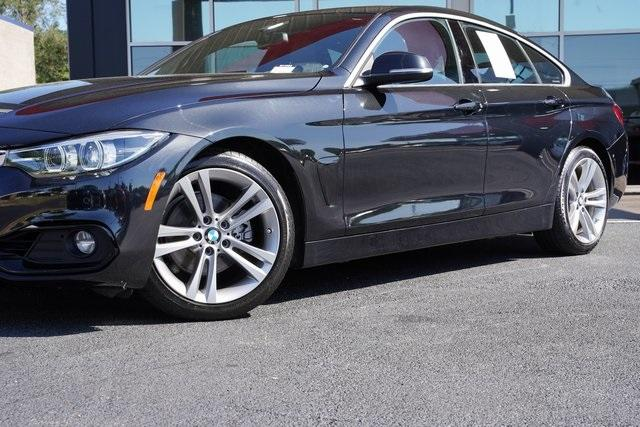 Used 2019 BMW 4 Series 430i Gran Coupe for sale $33,491 at Gravity Autos Roswell in Roswell GA 30076 3