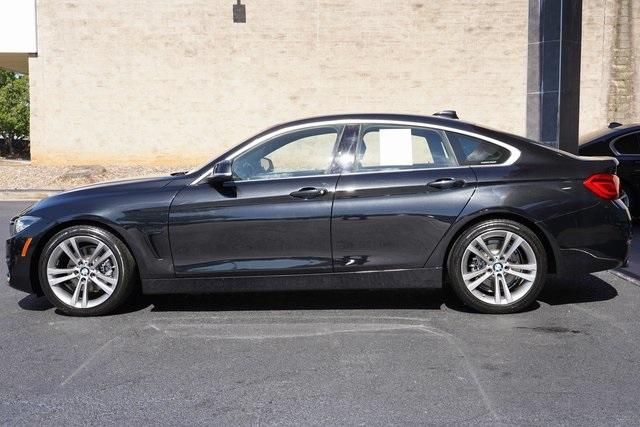 Used 2019 BMW 4 Series 430i Gran Coupe for sale $33,491 at Gravity Autos Roswell in Roswell GA 30076 4