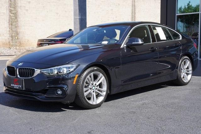 Used 2019 BMW 4 Series 430i Gran Coupe for sale $33,491 at Gravity Autos Roswell in Roswell GA 30076 5