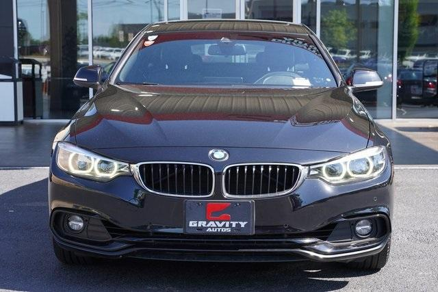 Used 2019 BMW 4 Series 430i Gran Coupe for sale $33,491 at Gravity Autos Roswell in Roswell GA 30076 6