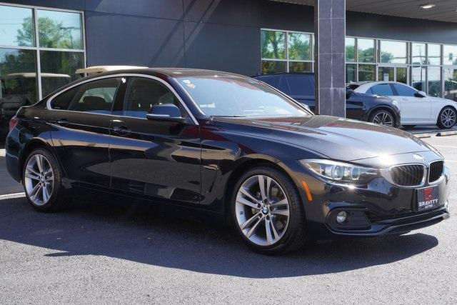 Used 2019 BMW 4 Series 430i Gran Coupe for sale $33,491 at Gravity Autos Roswell in Roswell GA 30076 7
