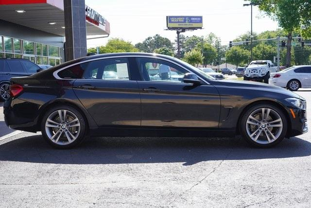 Used 2019 BMW 4 Series 430i Gran Coupe for sale $33,491 at Gravity Autos Roswell in Roswell GA 30076 8