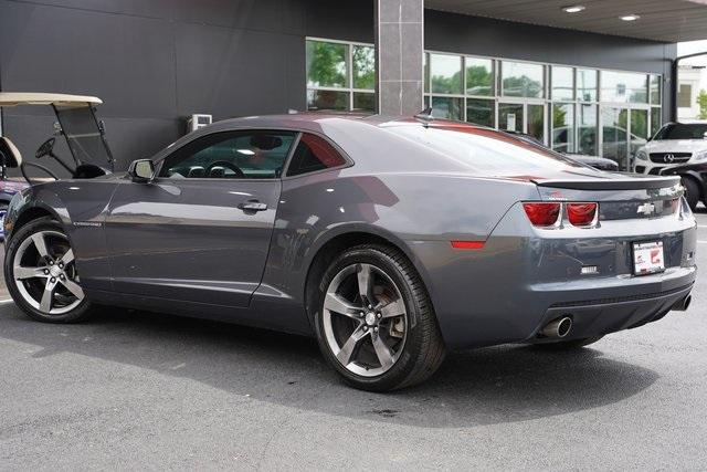 Used 2011 Chevrolet Camaro 2LT for sale $18,491 at Gravity Autos Roswell in Roswell GA 30076 10