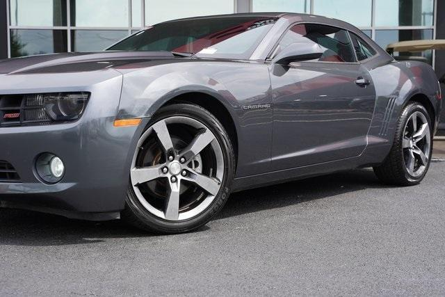 Used 2011 Chevrolet Camaro 2LT for sale $18,491 at Gravity Autos Roswell in Roswell GA 30076 3
