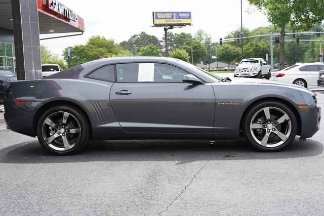 Used 2011 Chevrolet Camaro 2LT for sale $18,491 at Gravity Autos Roswell in Roswell GA 30076 8