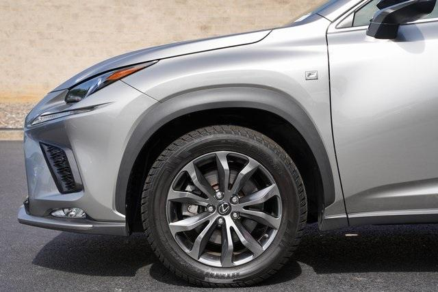 Used 2020 Lexus NX 300 F Sport for sale Sold at Gravity Autos Roswell in Roswell GA 30076 10