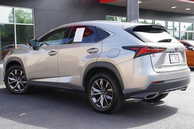 Used 2020 Lexus NX 300 F Sport for sale Sold at Gravity Autos Roswell in Roswell GA 30076 12