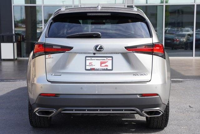 Used 2020 Lexus NX 300 F Sport for sale Sold at Gravity Autos Roswell in Roswell GA 30076 13
