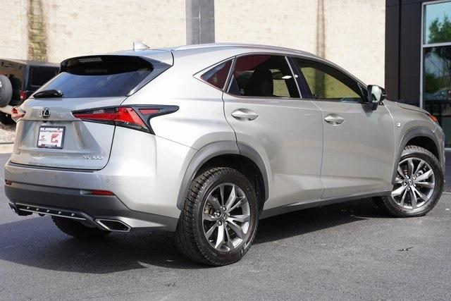 Used 2020 Lexus NX 300 F Sport for sale Sold at Gravity Autos Roswell in Roswell GA 30076 14