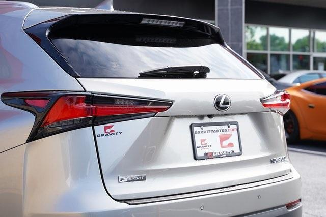 Used 2020 Lexus NX 300 F Sport for sale Sold at Gravity Autos Roswell in Roswell GA 30076 15