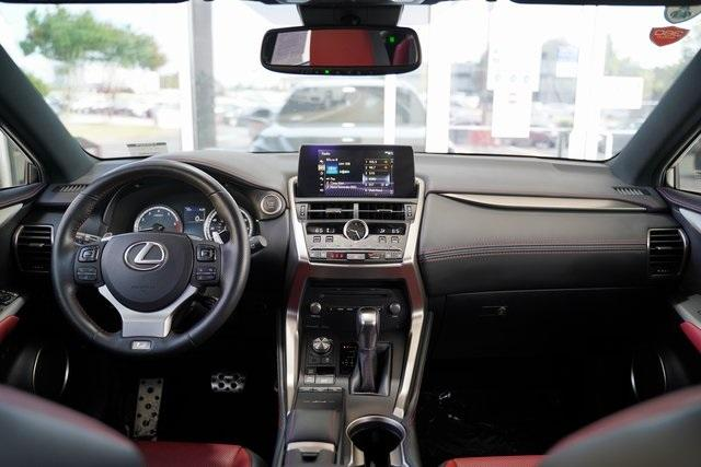 Used 2020 Lexus NX 300 F Sport for sale Sold at Gravity Autos Roswell in Roswell GA 30076 16