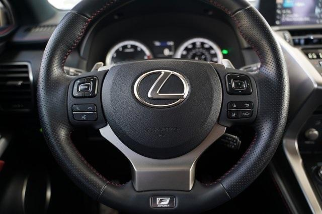 Used 2020 Lexus NX 300 F Sport for sale Sold at Gravity Autos Roswell in Roswell GA 30076 17