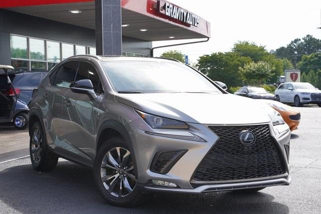 Used 2020 Lexus NX 300 F Sport for sale Sold at Gravity Autos Roswell in Roswell GA 30076 2