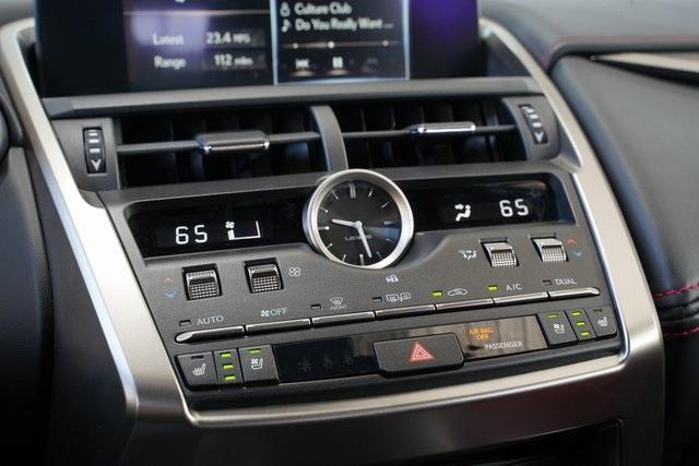 Used 2020 Lexus NX 300 F Sport for sale Sold at Gravity Autos Roswell in Roswell GA 30076 24