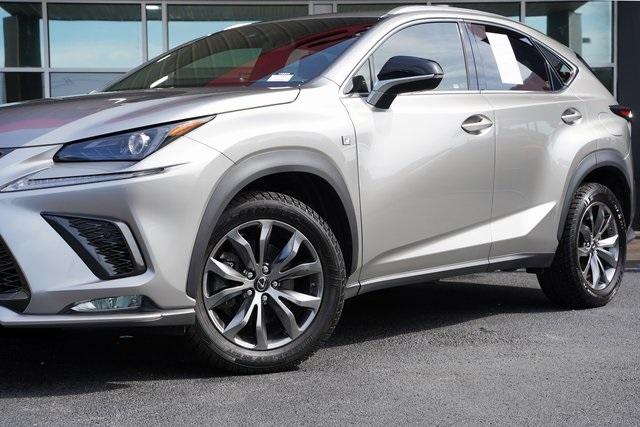 Used 2020 Lexus NX 300 F Sport for sale Sold at Gravity Autos Roswell in Roswell GA 30076 3
