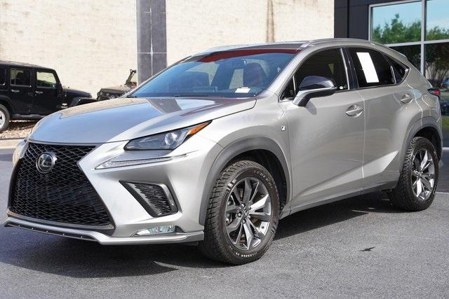 Used 2020 Lexus NX 300 F Sport for sale Sold at Gravity Autos Roswell in Roswell GA 30076 5