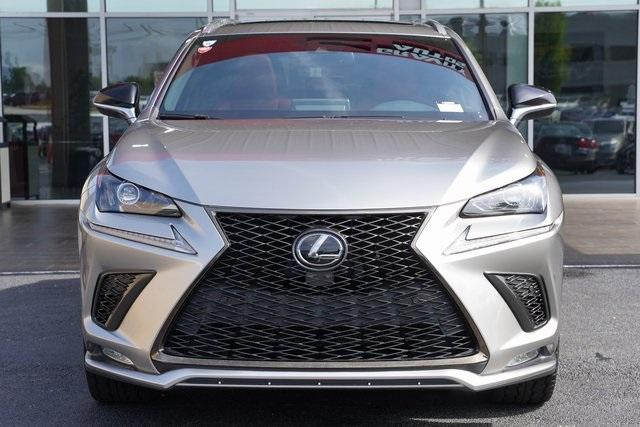 Used 2020 Lexus NX 300 F Sport for sale Sold at Gravity Autos Roswell in Roswell GA 30076 6