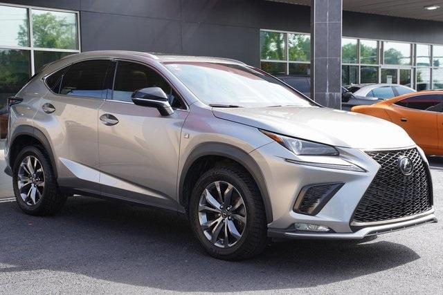 Used 2020 Lexus NX 300 F Sport for sale Sold at Gravity Autos Roswell in Roswell GA 30076 7