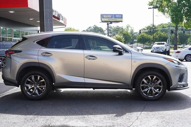 Used 2020 Lexus NX 300 F Sport for sale Sold at Gravity Autos Roswell in Roswell GA 30076 8