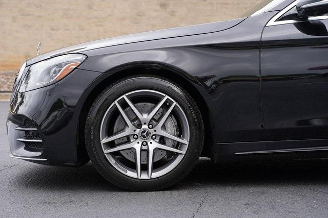 Used 2018 Mercedes-Benz S-Class S 450 for sale $60,991 at Gravity Autos Roswell in Roswell GA 30076 10