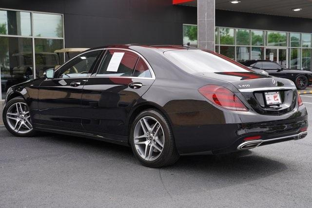Used 2018 Mercedes-Benz S-Class S 450 for sale $60,991 at Gravity Autos Roswell in Roswell GA 30076 13