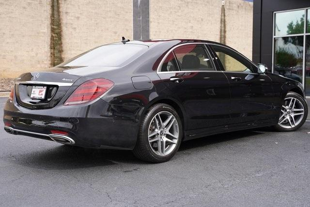 Used 2018 Mercedes-Benz S-Class S 450 for sale $60,991 at Gravity Autos Roswell in Roswell GA 30076 15