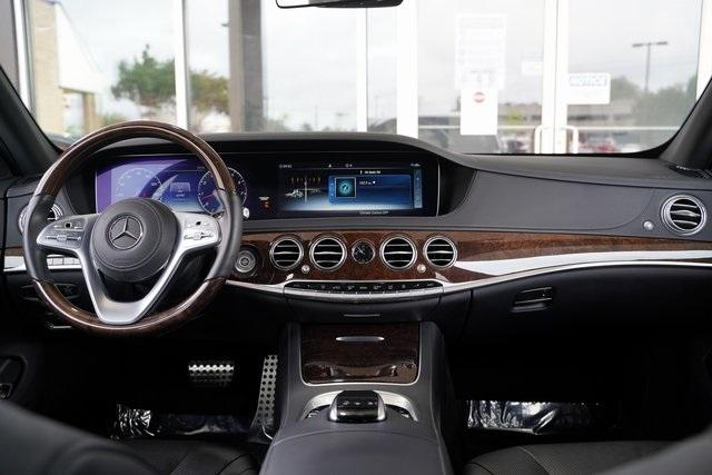 Used 2018 Mercedes-Benz S-Class S 450 for sale $60,991 at Gravity Autos Roswell in Roswell GA 30076 17