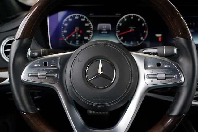 Used 2018 Mercedes-Benz S-Class S 450 for sale $60,991 at Gravity Autos Roswell in Roswell GA 30076 19