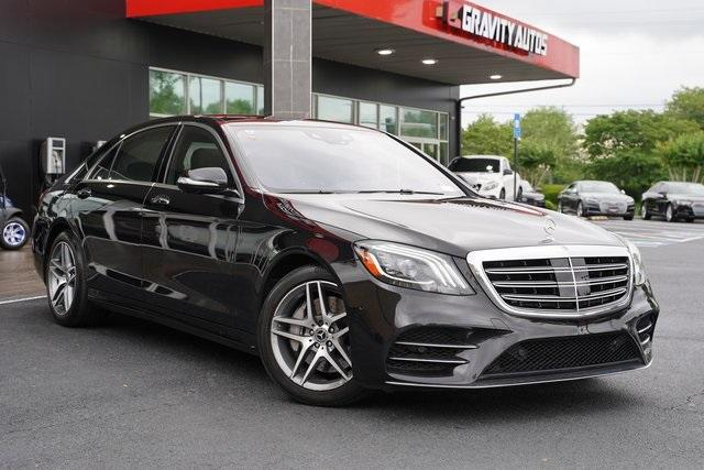 Used 2018 Mercedes-Benz S-Class S 450 for sale $60,991 at Gravity Autos Roswell in Roswell GA 30076 2