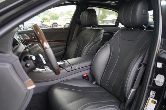 Used 2018 Mercedes-Benz S-Class S 450 for sale $60,991 at Gravity Autos Roswell in Roswell GA 30076 33