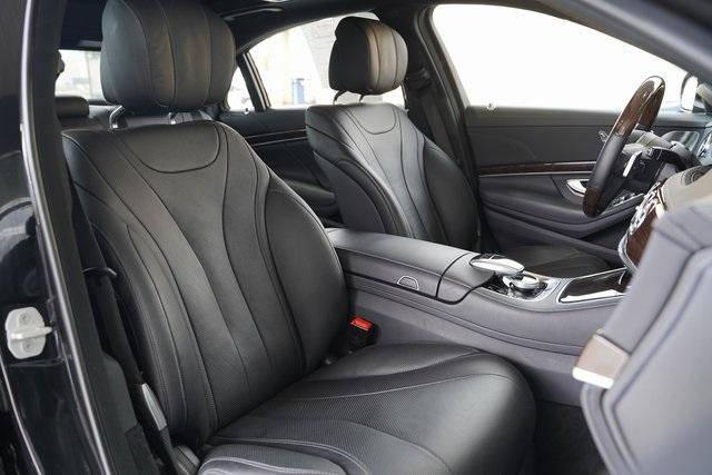 Used 2018 Mercedes-Benz S-Class S 450 for sale $60,991 at Gravity Autos Roswell in Roswell GA 30076 34