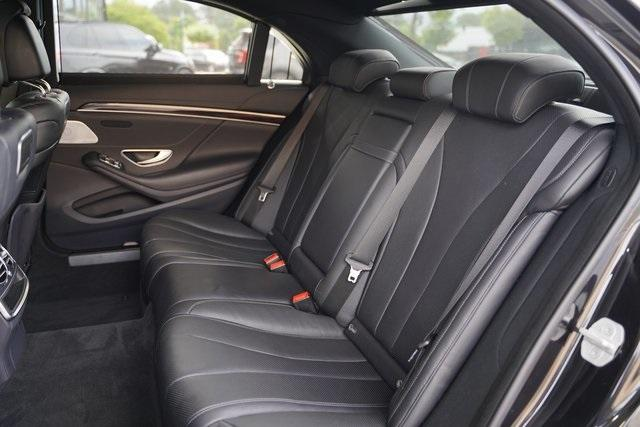 Used 2018 Mercedes-Benz S-Class S 450 for sale $60,991 at Gravity Autos Roswell in Roswell GA 30076 35