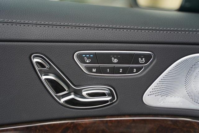 Used 2018 Mercedes-Benz S-Class S 450 for sale $60,991 at Gravity Autos Roswell in Roswell GA 30076 38